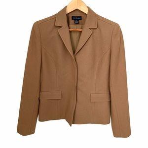 Ann Taylor Camel Blazer Jacket